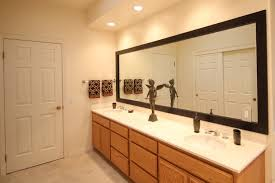 large mirrors for bathroom. Bathroom Mirror Frame. Solana In Espresso Frame Large Mirrors For S