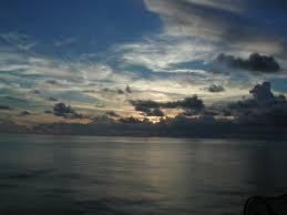 A Storm on the Horizon Photograph by Glenda Fink