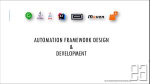 Cucumber Framework Design Introduction To Automation Framework Design And Development With Selenium Java