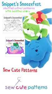 Free Soft Toy Patterns Include A