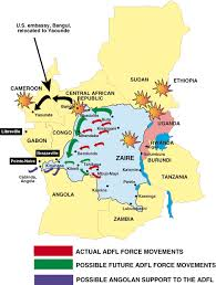 Of Africa Ground Republic Reliefweb The Congo Battle - In Central Democratic