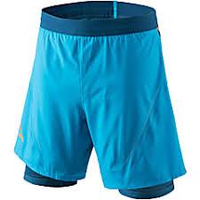 Dynafit M Alpine Pro 2in1 Shorts Methyl Blue