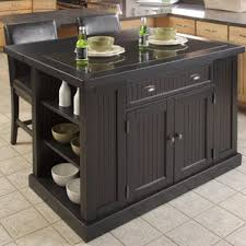 Rabin 3 Piece Kitchen Island Set With Granite Top Awesome Ideas