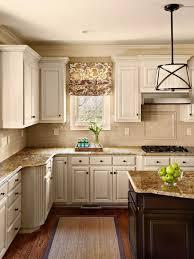 50 Inspiring Cream Colored Kitchen Cabinets Decor Ideas