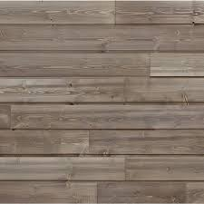 design innovations reclaimed shiplap 10 5 sq ft weathered grey wood wall plank kit