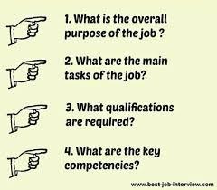 Easy To Use Job Description Template Job Description Template ...