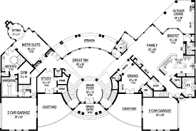 luxury style house plans plan 63 218 House Plans With 2 Story Great Room main floor plan 63 218 home plans with 2 story great room