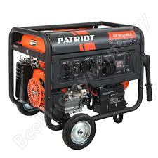 <b>Бензиновый генератор PATRIOT GP</b> 9510ALE 474101805 - цена ...