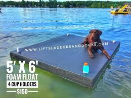 floating dog ramp for pool