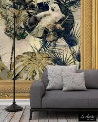 Exotic Framed Wallpaper Muren Vloeren Door La Aurelia In 2019