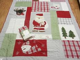 219 best Pottery Barn Kids Christmas images on Pinterest | Natal ... & Pottery Barn Kids Dear Santa Christmas Twin Quilt Adamdwight.com