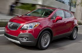 gmc terrain 2015 red. 2015 buick encore frontquarter view copyright general motors exterior manufacturer gmc terrain red