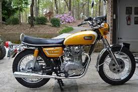 1971 yamaha xs1b 650 twin
