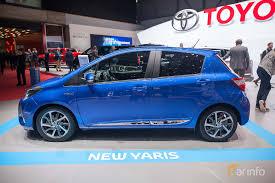 Toyota Yaris Hybrid 1.5 VVT-i CVT, 101hp, 2017