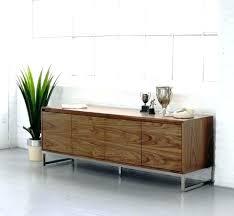 Contemporary Stone Top Credenza Contemporary Office Furniture