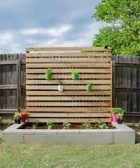 concrete and cedar diy raised garden bed tutorial