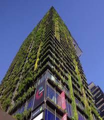 One Central Park Sydney Vertical Garden Patrick Blanc