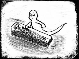 casper drawing. casper the friendly ghost by trekkicat drawing
