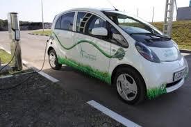 Экологически чистые виды транспорта электромобиль