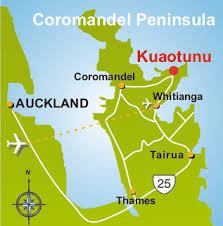 kuaotunu chalets, fully self contained accommodation, kuaotunu Whitianga Map New Zealand Whitianga Map New Zealand #33 whitianga new zealand map