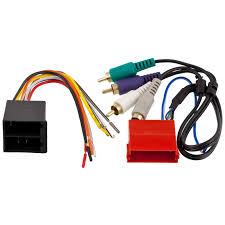 volkswagen wiring harness volkswagen metra wiring harness metra turbowires 70 1787 for 1993 2008 audi volkswagen factory amplifier wiring