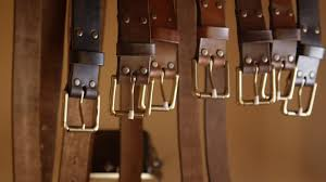 leather belts mens work belts tuff duds