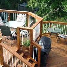 Small Deck Designs Backyard Inspiration Elevated Deck Design Multi Level Deck Designs With Hot Tub This