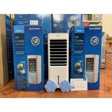 Mã CHUTHI16 giảm 30K) Quạt điều hòa (quạt hơi nước) Midea AC100-18B - Hàng  chính hãng giá cạnh tranh