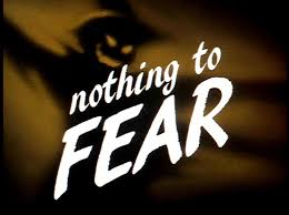 Image result for nothing to fear batman