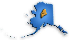 How Big Is Alaska
