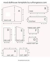 dollhouse furniture plans. doll house planssomebody will need this someday dollhouse furniture plans