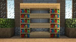 Minecraft Furniture Storage