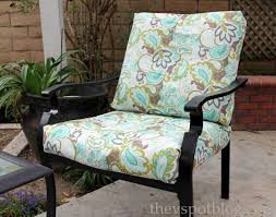 discount patio cushions sales