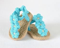 Free Crochet Patterns For Baby Sandals Unique Inspiration Design