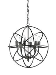chandeliers orb light chandelier 6 ceiling out of the woodwork designs rae 4 clear glass