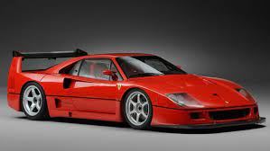 The Story Of The Ferrari F40 Lm