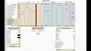 accounting excel template accounting 101 accrual accounting in excel youtube