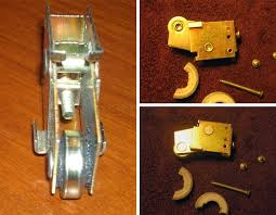 user submitted photos of a mirror door roller