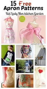 Free Diy Projects Best 25 No Sew Apron Ideas On Pinterest Kids Apron Pillow Case