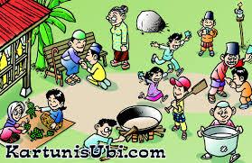 Image result for selamat hari raya kartun