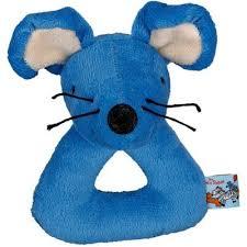 <b>Погремушка мышка</b> Die Lieben Sieben ― Мир игрушки