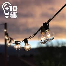 lighting for pergolas. (10 Extra): Connectable, Waterproof, Indoor/Outdoor Globe String Lights For Patios, Parties, Weddings, Backyards, Porches, Gazebos, Pergolas \u0026 More Lighting .