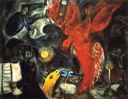 chagall s darker side