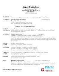 New Graduate Nurse Resume – Lifespanlearn.info
