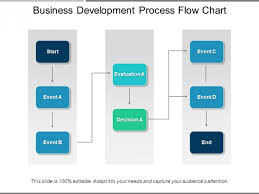 Flow Chart Powerpoint Presentation Business Development Process Flow Chart Ppt Powerpoint