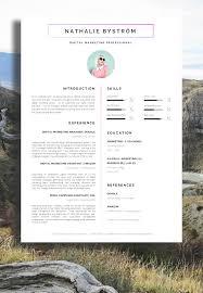 Prepossessing Innovative Resume Samples About Graphic Design Resume