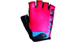Roeckl Tito Gloves Short Kids Gloves Size 4 Red