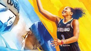 Candace Parker Becomes First Woman ...