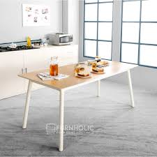 dining table material. bryant dining table 170 top nature(kotak) material
