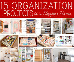 Kitchen Cabinet Organization Tips 15 Home Organization Projects To A Happier Home My Mom Mom And